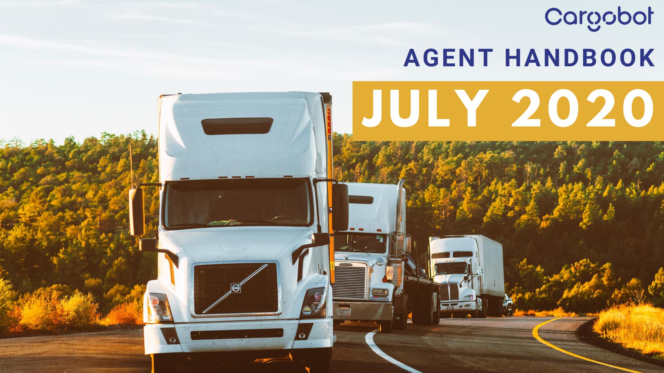 Agent Handbook july 2020