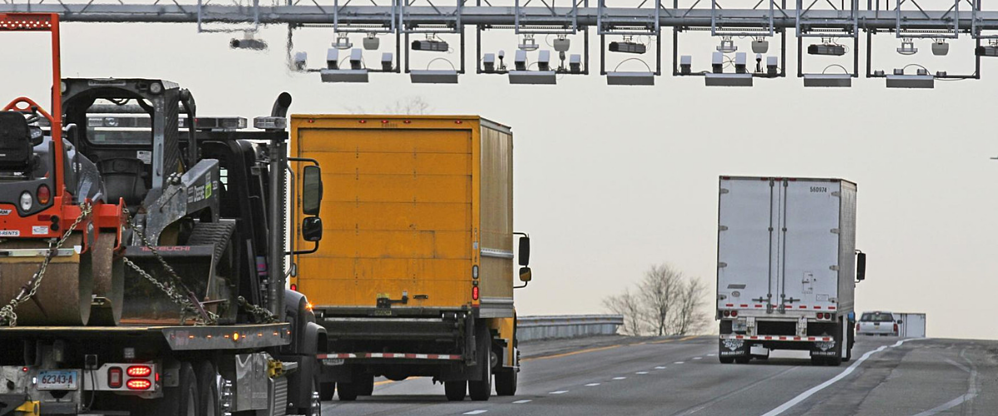 truck only tolls