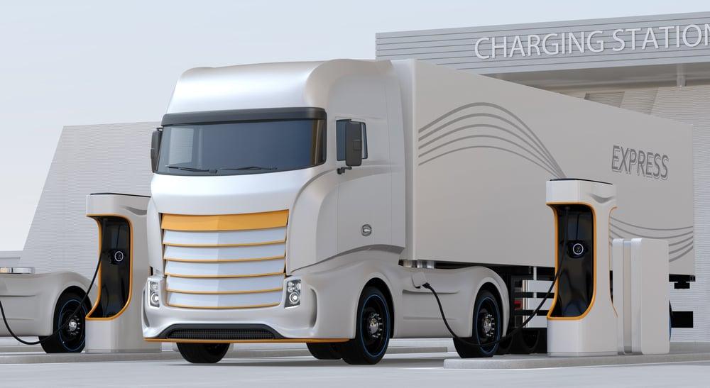 Electric Truck Prototype