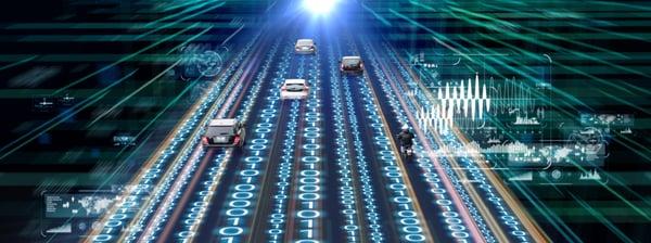 Highway in VR