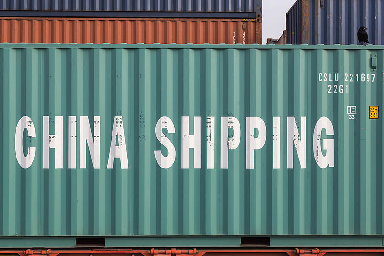 Shipping Container From China