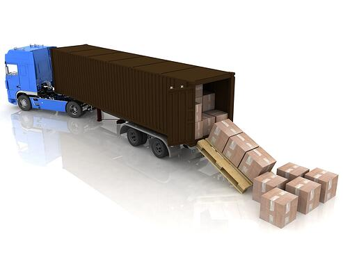 Truck Source Loading