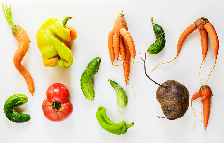 Ugly Produce Movement