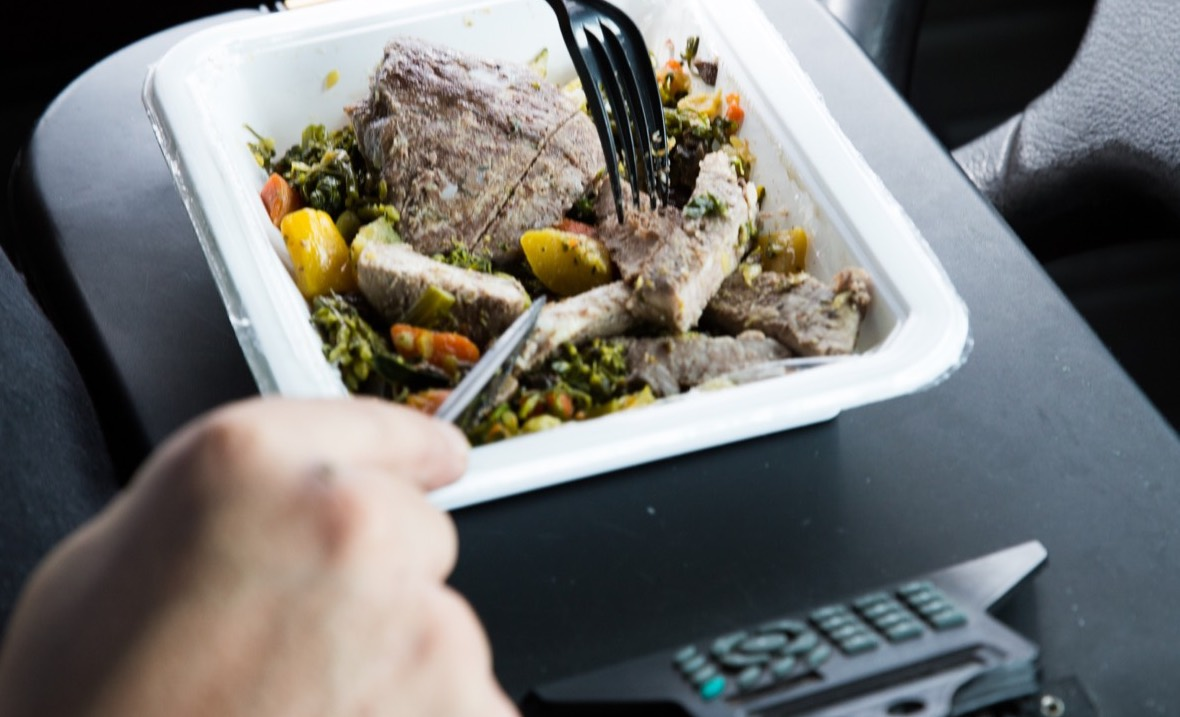 Steak-meal-in-truck